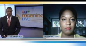 Rachel Decoste on CTV